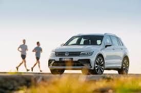 volkswagen tiguan 2016 r line news volkswagen u0027s all new tiguan launches in australia