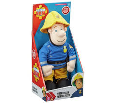 buy talking fireman sam argos uk shop