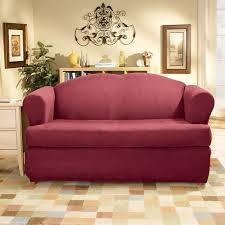 2 piece t cushion sofa slipcover product