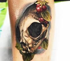 105 best skeleton tattoos images on skeleton