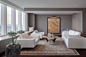 White Sofa Decorating Ideas Glamorous Images Family Room Contemporary With White Leather Sofa