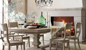 pottery barn dining room tables pottery barn dining room tables toscana extending table alfresco