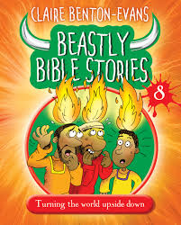 beastly bible stories claire benton evans
