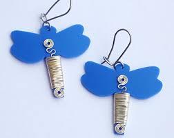 plastic bottle earrings recycled plastic bottles earrings by recuperarte on etsy