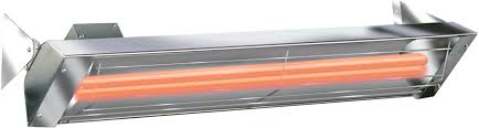 infra red patio heaters wd6024ss infratech 61 1 4 inch 240v dual element infrared heater