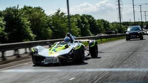 fastest police car isle of man adds bac mono police car to the fleet the drive