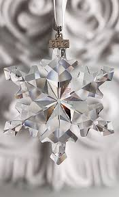 swarovski annual edition ornament 2012 one for