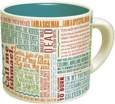 amazon com first lines literature coffee mug the greatest