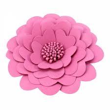 flores de foamy proyectos flor de fomi rosa fantasias miguel
