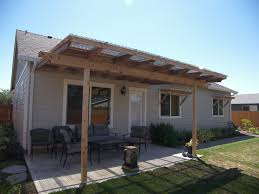 Pergola Roof Cover by Suntuf Patio Cover Corvallis At Tntbuildersinc Com Patio Covers