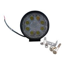 led automotive work light inch auto car led 24w round led work l truck led lights 24w led