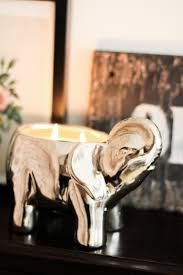 stunningly elegant elephant candle by thompson ferrier how to