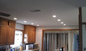 Replace Fluorescent Light Fixture In Kitchen by Kitchen Lighting Led Ceiling Oval Steel Industrial Wood Brown