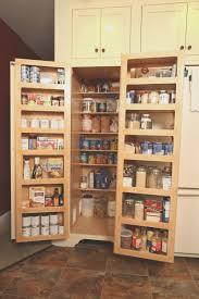 kitchen simple oak kitchen pantry cabinet home design ideas
