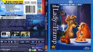 lady tramp blu ray cover 1955 r1