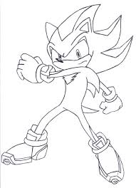 shadow the hedgehog sketch 2 by shadowth87 on deviantart