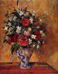 vase of flowers c 1877 c 1878 camille pissarro wikiart org