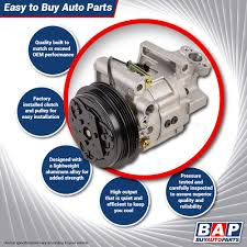 nissan altima 2015 performance parts ac compressors compressor with clutch for nissan altima oem ref