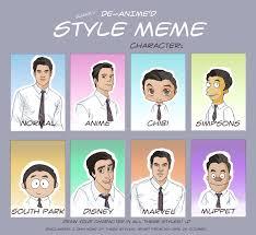 Glee Meme - imagen blaine anderson style meme by yu oka d39dtjl jpg wiki
