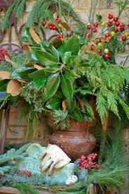 the graceful gardener christmas garden