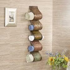 extremely creative bathroom towel racks ideas house interiors really inspiring diy storage for every small