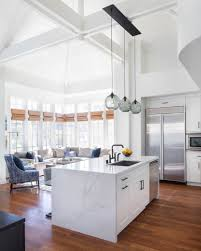 Kitchen Island Pendants Kitchen Island Lighting Spotted Inside Corona Del Mar Residence