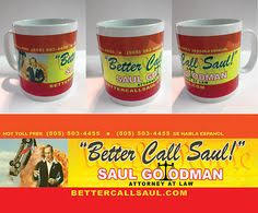 Saul Goodman Business Card The Lawyer That Won U0027t Say No From The Fantastic Tv Series