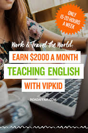 the ultimate guide to teaching english with vipkid road affair