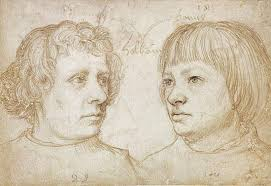 holbein portrait drawings techniques and methods