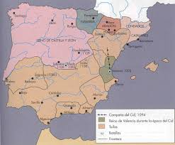 Europe Peninsulas Map La