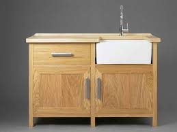 Kitchen Sink Cabinet  Modern Free Standing Kitchen Sinks - Stand alone kitchen sink