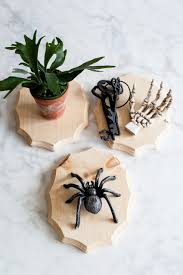 taxidermy home decor add a little flair to your spooky halloween decor with decoart i