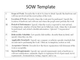 sow template project management lecture 5 6 ms saba sahar ppt