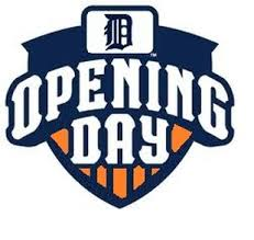 detroit tigers opening day tailgate home