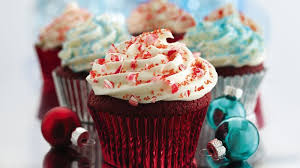 red velvet cupcakes with cream cheese filling and frosting recipe