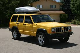yellow jeep colorado4wheel com