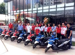 honda motors philippines honda flagship shop opens in cebu gadgets magazine philippines