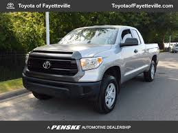2014 used toyota tundra double cab 4 6l v8 6 spd at sr5 gs at