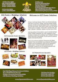 a2z events solutions august 2014