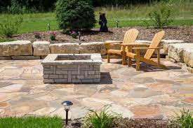 Pictures Of Fire Pits In A Backyard by A New Fire Pit Brings Life To An Empty Backyard Yardmasters