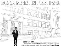 welcome to the dean martin festival steubenville oh