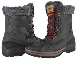 s winter boots from canada pajar canada burman s winter boots duck waterproof ebay
