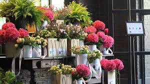 Arranging Flowers by The World U0027s Most Beautiful Floral Hotels Cnn Travel