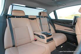 bmw inside 2014 review 2013 bmw 750li video the truth about cars