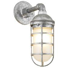 Ship Lighting Fixtures Wall Lights With A Seafaring Touch The Vessel Wall Light