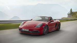 Porsche Boxster Base - 2018 porsche 718 boxster gts review top speed