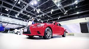 lexus van 2015 lexus uae motor show highlights 2015 youtube