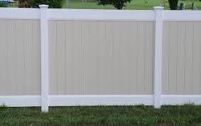 residential vinyl fencing joliet il america u0027s backyard