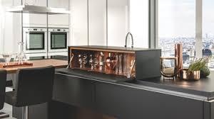 cognac cuisine bespoke designer kitchen capital elegance wood island schmidt