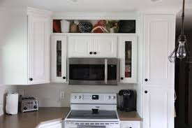 how to paint above kitchen cabinets how to build open shelving above cabinets for custom look